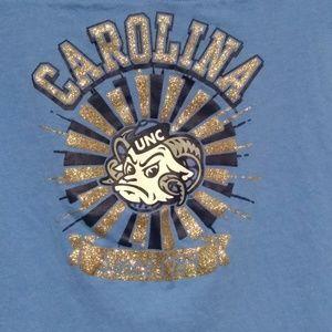rivalry threads Shirts & Tops - 2/$15 UNC powder blue t-shirt size XL (14-16)